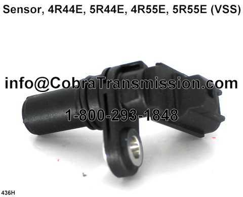 4R44E, 5R55E Electrical Component, Sensor, Output Speed (VSS)