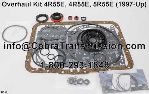 Overhaul Kit 4R55E, 4R55E, 5R55E (1997-Up)