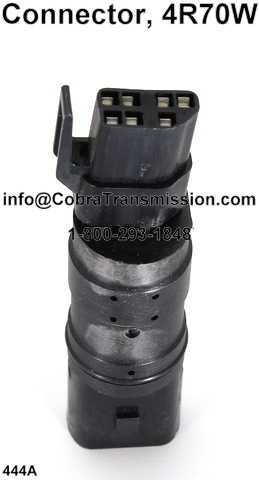 Connector, 4R70W
