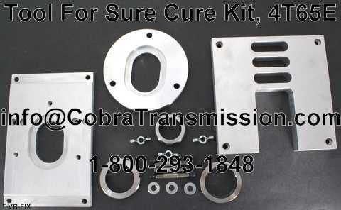 Tool For Sure Cure Kit, 4T65E