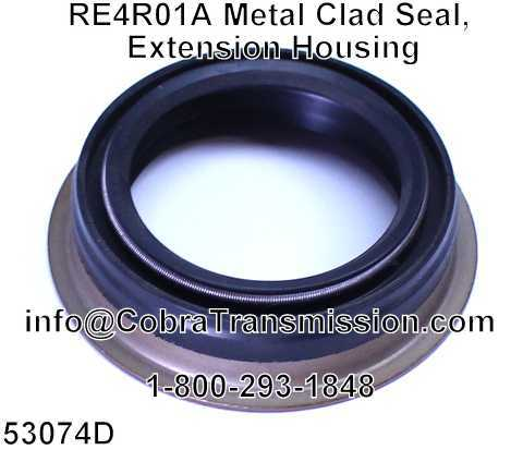 RE4R01A Metal Clad Seal, Extension Housing