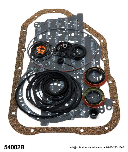 Overhaul Kit, GM 200-4R (1981-1990)