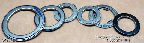 Bearing Kit, GM 200-4R