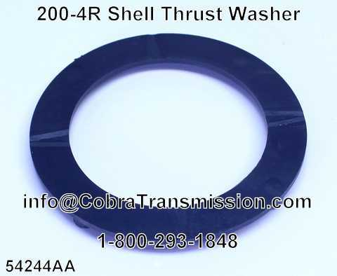 200-4R Shell Thrust Washer
