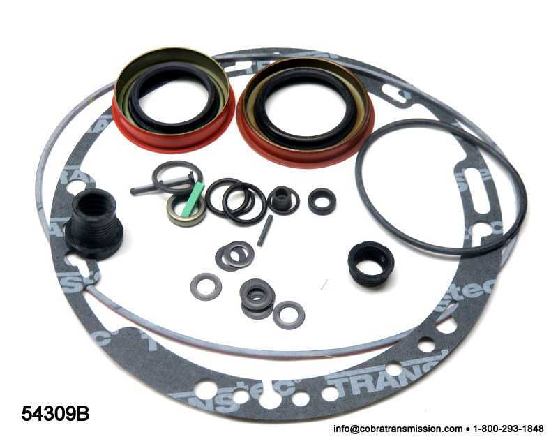 200-4R External Seal Kit