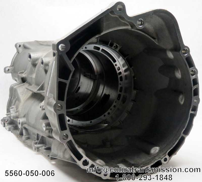 ZF6HP21X Case - 050-006