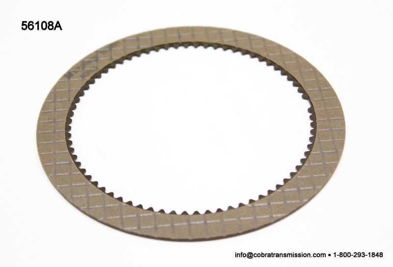 A4LD Forward Friction Plate