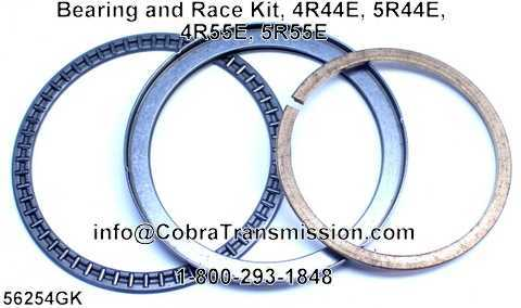 4R44E, 5R44E, 4R55E, 5R55E Bearing and Race Kit