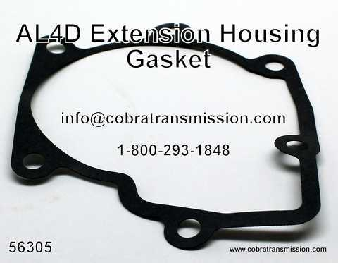 A4LD Extension Housing Gasket