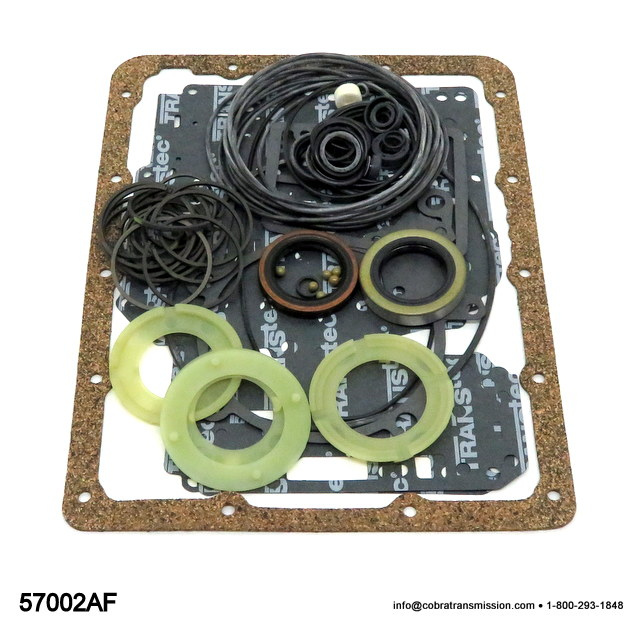 Overhaul Kit, Toyota A40, A41, A43 (1973-Up)