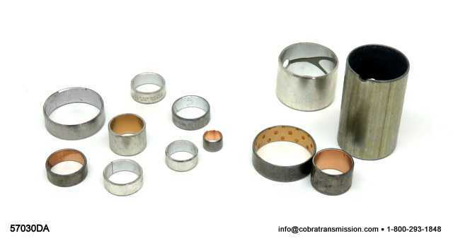 Bushing Kit, Toyota A43D, A44D, A45D, A46D Series
