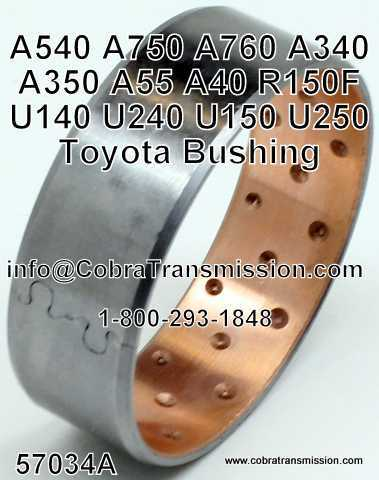 Toyota A340 Series Pump Bushing