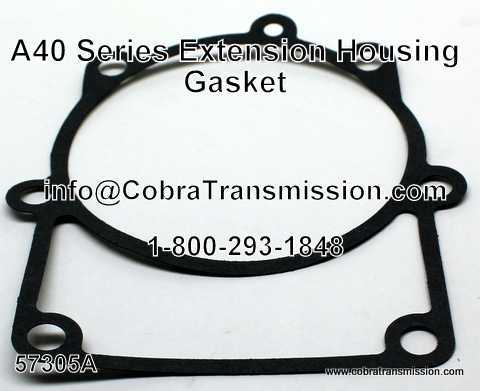 A40 Series Extension Housing Gasket