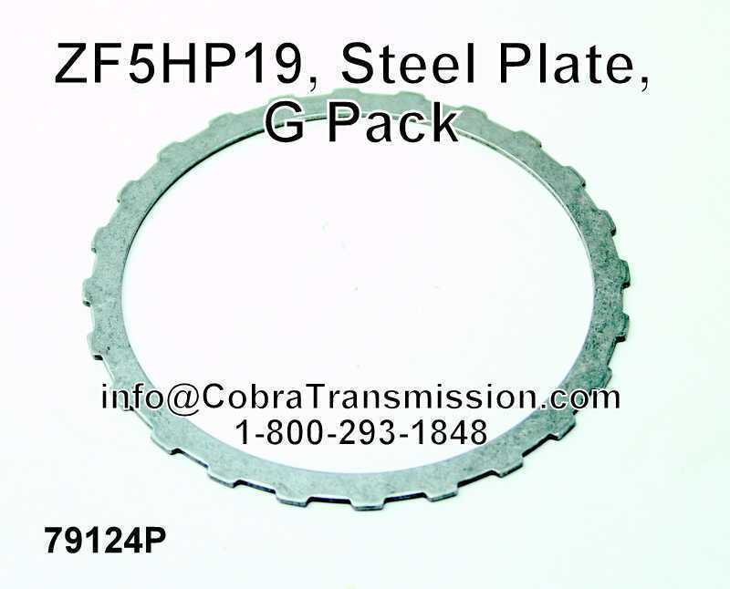 ZF5HP19, Steel Plate, G Pack