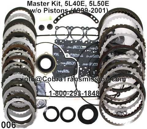 5L40 E 5L50E no Pistons 1999 2001 4l40e, 5l40e (m82), 5l50e (m22) , cobra transmission GM 4L60E Transmission at couponss.co