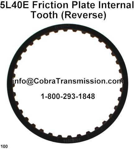 5L40E Friction Plate Internal Tooth (Reverse)