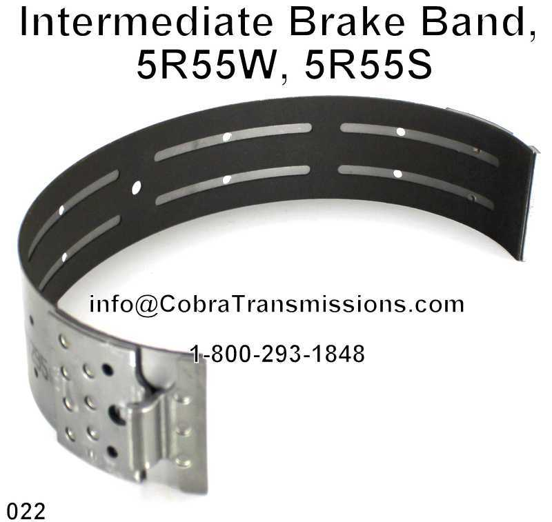 Intermediate Brake Band, 5R55W, 5R55S