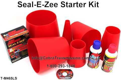Seal-E-Zee Starter Kit - Ground Shipping Only