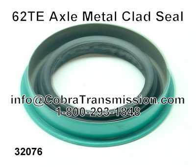 62TE Metal Clad Seal, Axel
