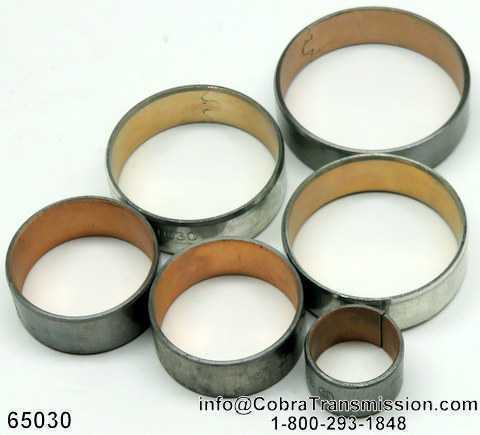 Bushing Kit, Volkswagen 010, 087, 089, 090