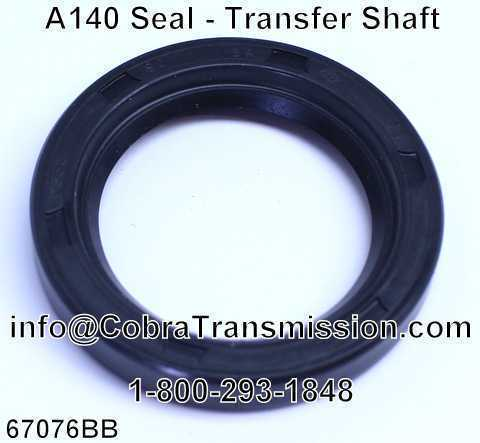 A140 Seal - Transfer Shaft