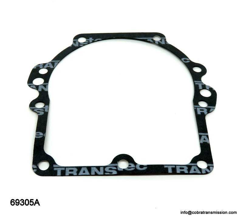 ZF4HP22, ZF4HP24, Gasket, Extension Housing