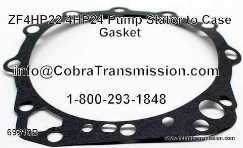 ZF4HP22, ZF4HP24, Gasket, Pump Stator to Case