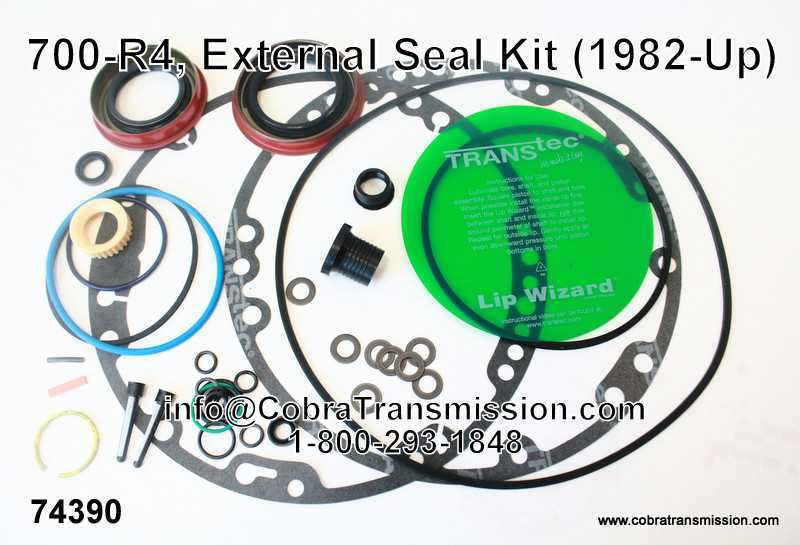 700-R4, External Seal Kit