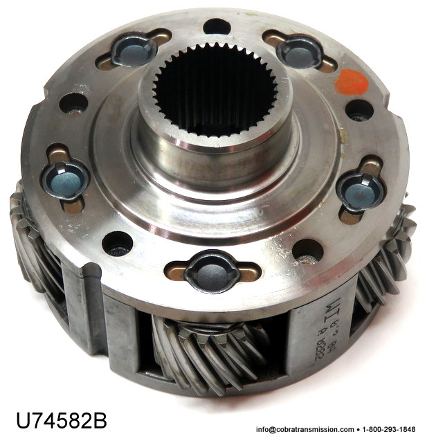 700-R4, Input Front Planet (5 Pinion) (Good - Used)