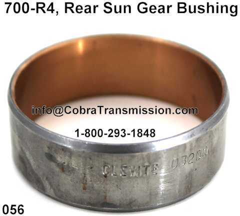 700-R4, Rear Sun Gear Bushing