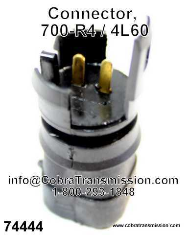 Connector, 700-R4 / 4L60