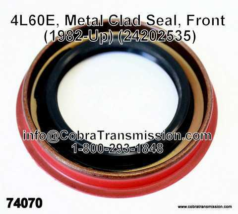 200-4R, Front Metal Clad Seal