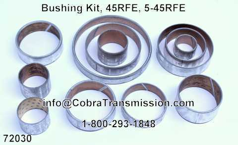 Bushing Kit, 45RFE, 5-45RFE