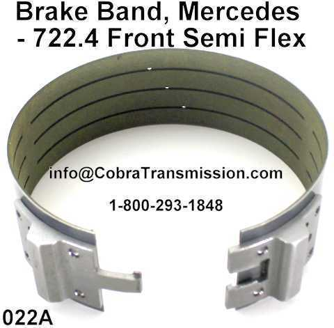Brake Band, Mercedes - 722.4 Front Semi Flex