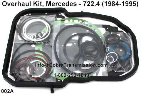 Overhaul Kit, Mercedes - 722.4 (1984-1995)