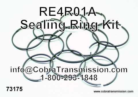 RE4R01A Sealing Ring Kit
