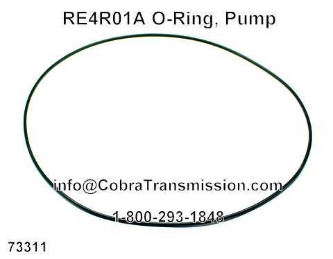 RE4R01A O-Ring, Pump