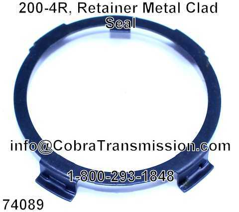 200-4R, Retainer Metal Clad Seal