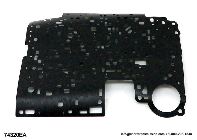 4L60E, Gasket, Upper Valve Body
