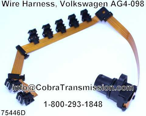Wire Harness, Volkswagen AG4-098