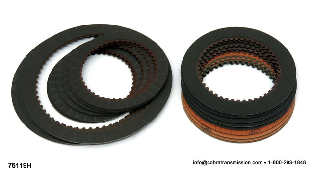 4R70W Friction Kit 1998-Up