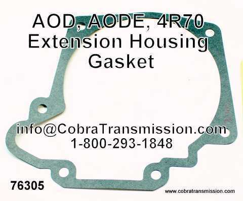 AOD, AODE, 4R70 Series Extension Housing Gasket