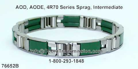 AOD, AODE, 4R70 Series Sprag, Intermediate