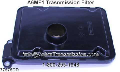 A6MF1 Trasnmission Filter