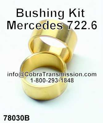 Bushing Kit, Mercedes - 722.6
