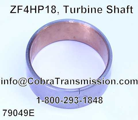 ZF4HP18, Turbine Shaft