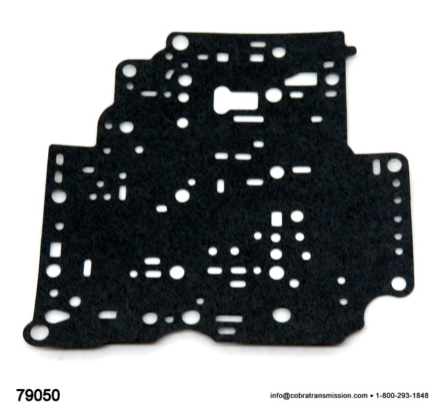 AW50-40LE Gasket - Valve Body - Saab Upper
