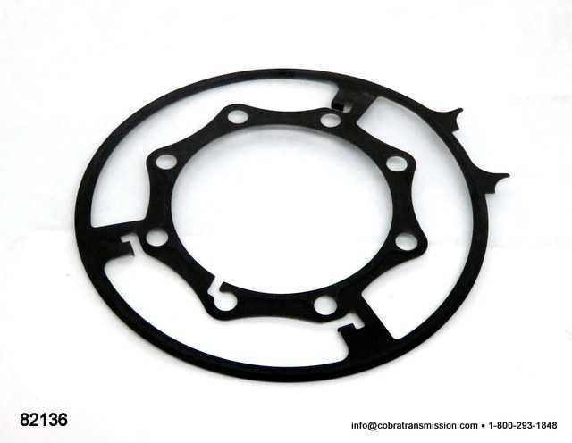 CFT30 Gasket - Pump Body