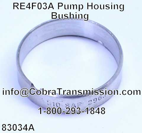 RE4F03A Pump Housing Bushing