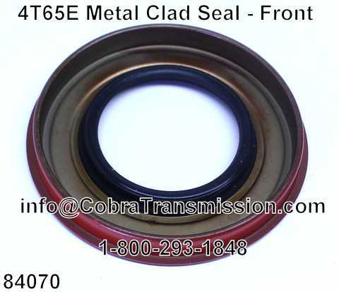 4T65E Metal Clad Seal - Front